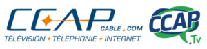 Logo CCAP - télévision téléphone internet